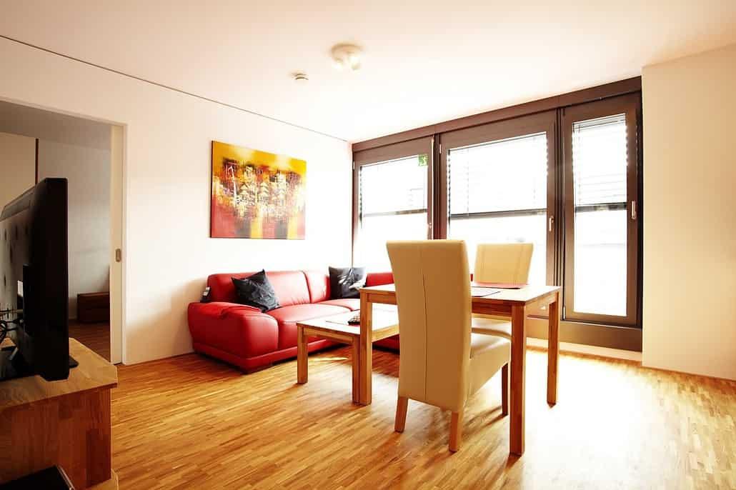 Cozy 1-Bedroom Business Apartment Stuttgart - Downtown ...