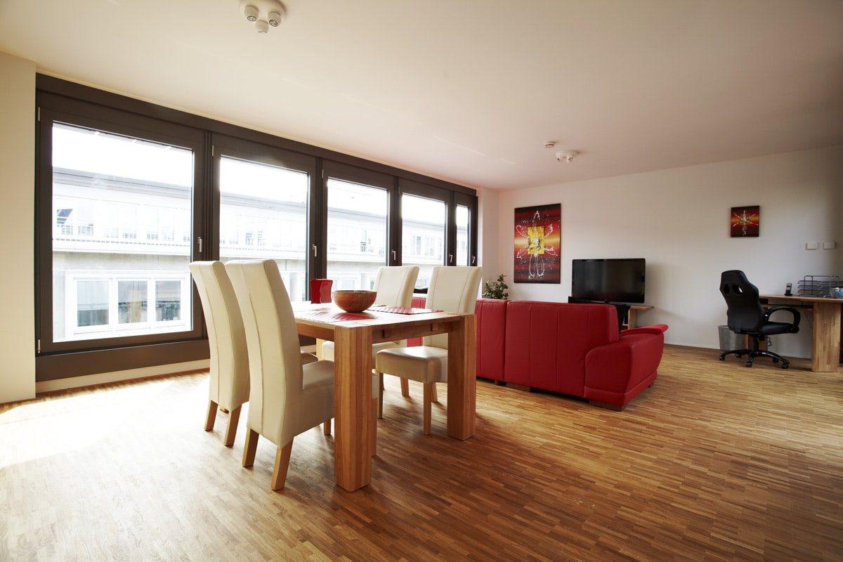 1 Bedroom Furnished Apartment Stuttgart Downtown