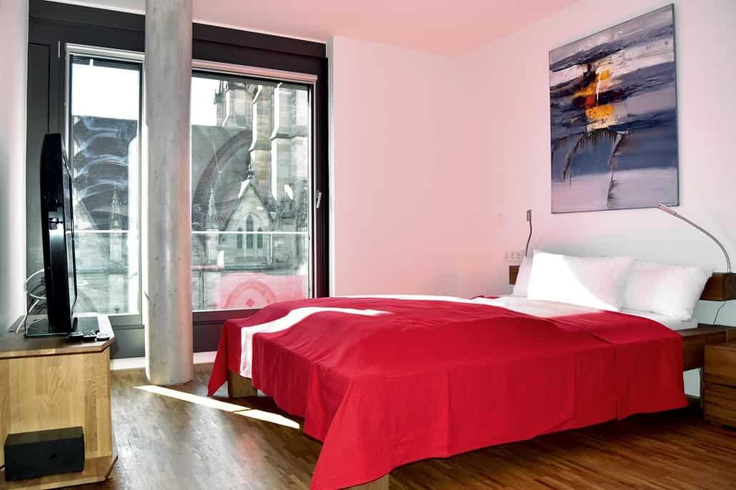 2-Bedroom Serviced Apartment Stuttgart - Downtown Penthouse 4.7